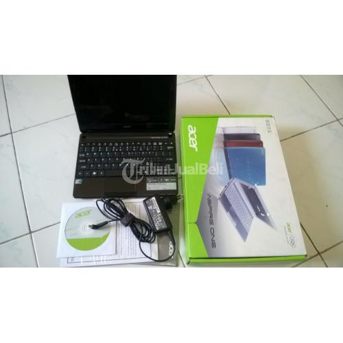 Jual Netbook Laptop Acer Aspire One D270 HDD 640GB
