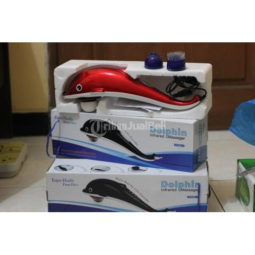Alat Pijat Dolpin Magic Hand Pemijet Kaki Badan Infrared