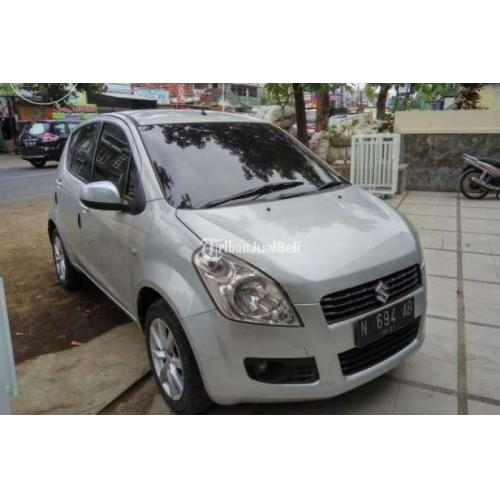 Mobil Suzuki Splash Tahun 2011 Second Plat N Manual ...