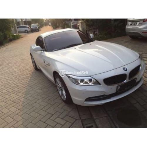 Bmw Z4 2 0 S Drive Twin Turbo White On Red Second Tahun