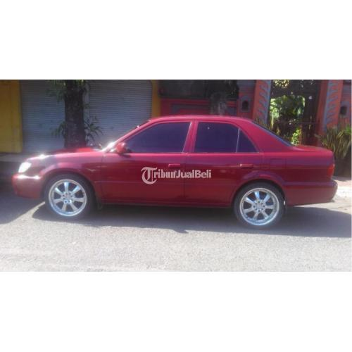 Mobil Toyota Soluna Xli 2002 Warna Merah Manual Interior ...