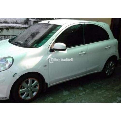 Mobil Nissan March Manual Warna Putih Tahun 2013 - Malang ...