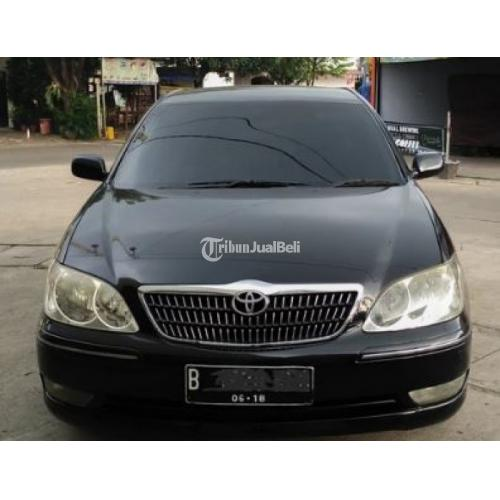 toyota camry 2 4 g second tahun 2005 black automatic. Black Bedroom Furniture Sets. Home Design Ideas