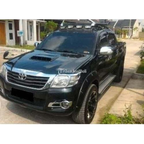 Toyota Hilux Double Cabin 2011 Dijual | 2017 - 2018 Best ...