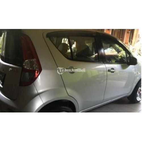 Mobil Suzuki Splash Manual Original Tahun 2012 Second ...