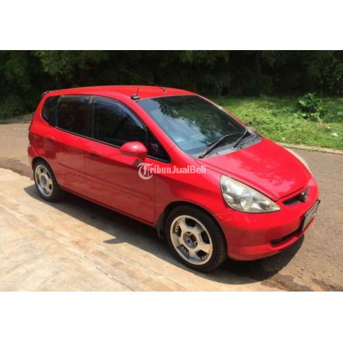 honda jazz 2004 idsi manual warna merah surat komplit
