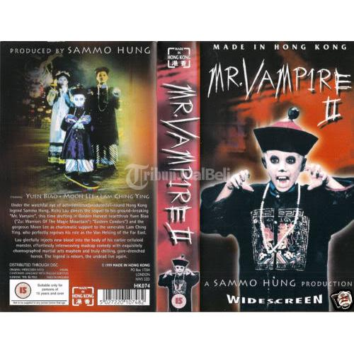 Jual Koleksi Film Vampire - Jakarta Barat