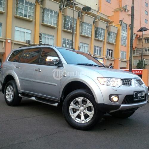 Jual Mobil Mitsubishi Pajero Sport Dakar Low KM di Jakarta ...