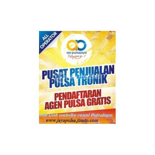 Dealer Pulsa All Operatorpln Cari Agen Di Wilayah Indonesia