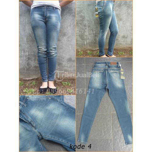 Jual KHUSUS grosir Celana Jeans Wanita Merk NTF Jeans Original