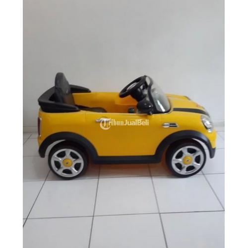 Mainan Anak Mobil Mobilan Aki Merk Minicooper Konidis Baru Harga Murah Di Jakarta Utara Tribunjualbeli Com