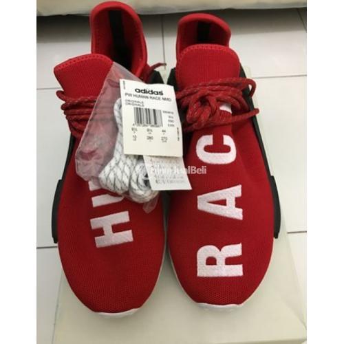 Sepatu Sneakers Adidas NMD Human Race Warna Merah BNIB 100% Original - Jakarta Pusat