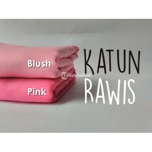 Hijab Segiempat Katun Rawis Ready Stock Aneka Warna - Bantul, Yogyakarta
