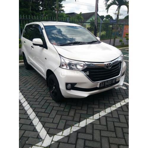 Mobil Bekas Murah Toyota New Avanza G 2015 Warna Putih Mulus Istimewa Di Wonosobo Tribunjualbeli Com