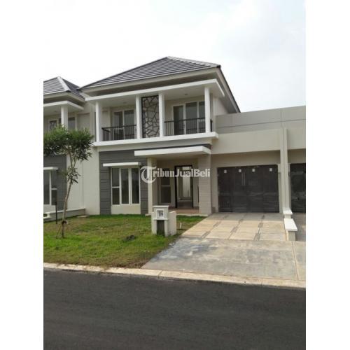 Rumah Baru Siap Huni Cluster Issoria Elysia Luas 200 m2 4 KT - Tangerang Banten