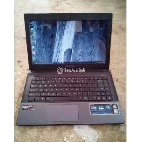 Laptop Gaming Murah Asus X45u Core I3 Ram 4gb Seken Mulus Siap Pakai Di Bandung Tribunjualbeli Com