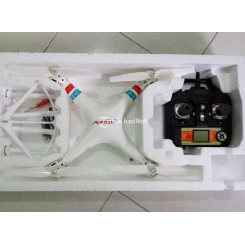 Drone Quadcopter JUMPBO AVIATOR Q6 Mirip DJI Phantom Harga