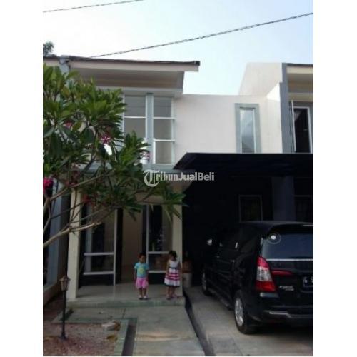 Rumah Murah Cluster Townhouse Strategis Luas 74 m2 di BSD ...