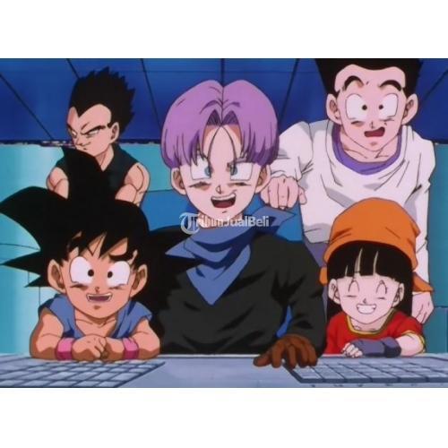 DVD Film Anime Dragon Ball GT Series Complete Episode Subtitle Indonesia Harga Murah - Jawa Timur