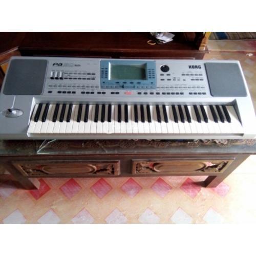 Keyboard Korg Pa 50sd Seken Mulus Jarang Pakai Harga Murah Di Jawa Timur Tribunjualbeli Com