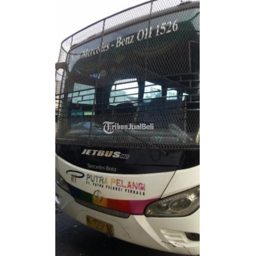Bus Bekas Murah Mercedes Benz 1996 Lengkap Mulus Istimewa Siap Pakai - Medan