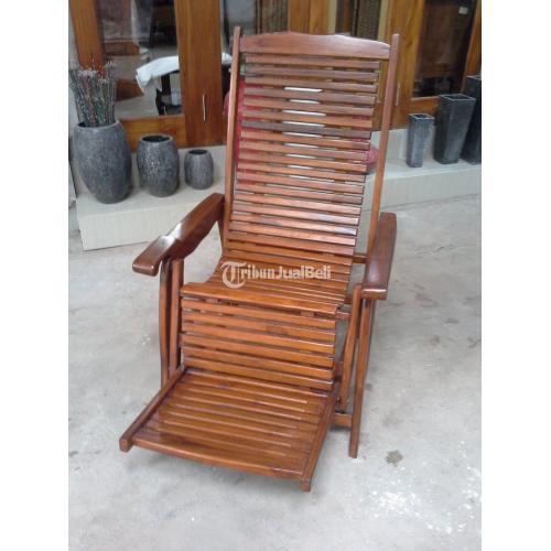 Kursi Goyang Krepyak Kayu Jati Furniture Sisa Export Di Bantul Yogya Tribunjualbeli Com