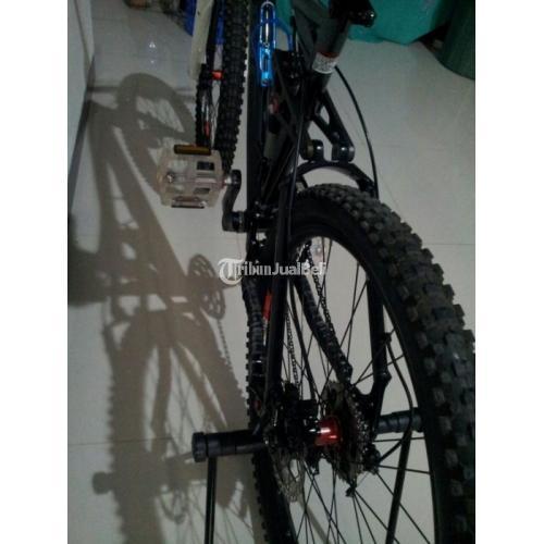 Sepeda Full Sus Modifikasi Merk United Patrol 4621 Mulus Di Bekasi Jawa Barat Tribunjualbeli Com