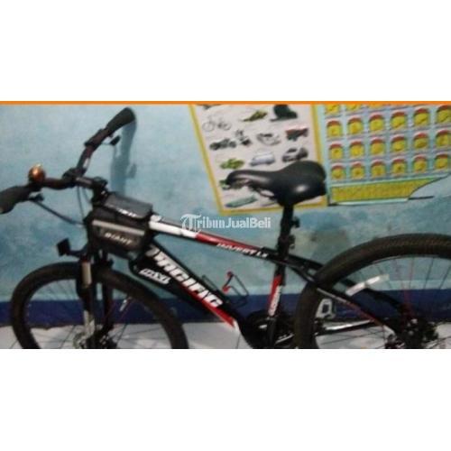 Sepeda Gunung Second Merk Pacific Upgrade Modifikasi Di Jakarta Timur Tribunjualbeli Com