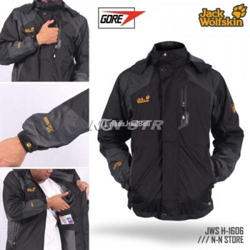 Jaket Gunung Anti Air Jack Wolfskin/Outdoor Original - Jawa Barat