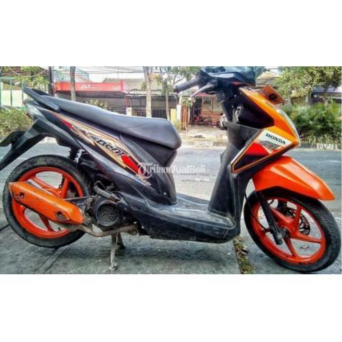 Modifikasi Mio Warna Orange Modif Motor Terbaru 2019