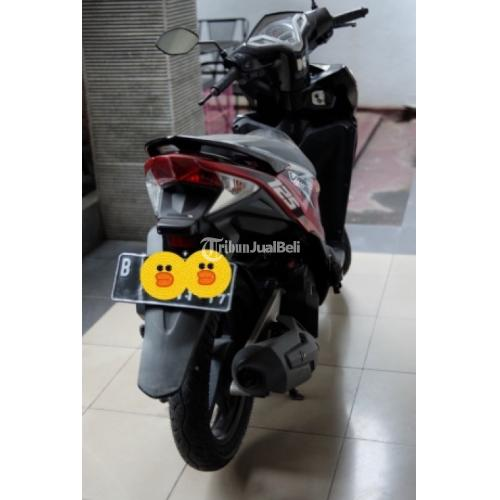 Motor Matik Honda Bekas Vario Techno 125cc Merah Mulus ...