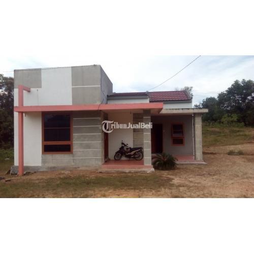 Rumah Minimalis Plus 2 Kios Toko Dekat Perkantoran Pemda Konstruksi Pakai Baja Ringan Di Bangka Selatan Tribunjualbeli Com