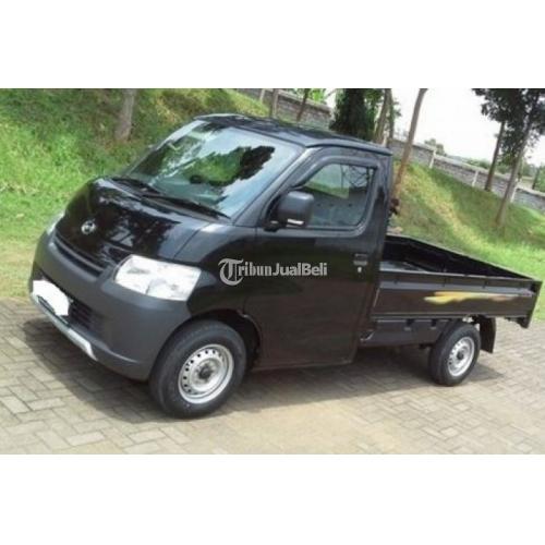 Mobil Pick Up Murah Daihatsu Grandmax Hitam Tahun 2013 Seken Like New Istimewa - Bengkayang