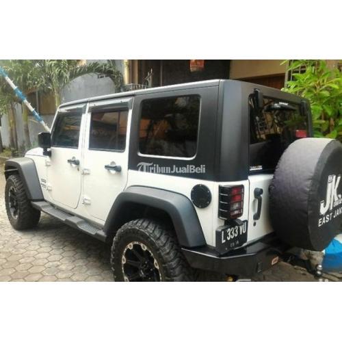 Mobil Jeep Wrangler Rubicon Unlimited Tahun 2008 Second Harga Murah Di Surabaya Tribunjualbeli Com