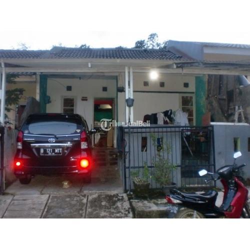 Rumah di Taman Raya Citayam Bojong Gede Tipe 36 Second Siap Huni - Bogor