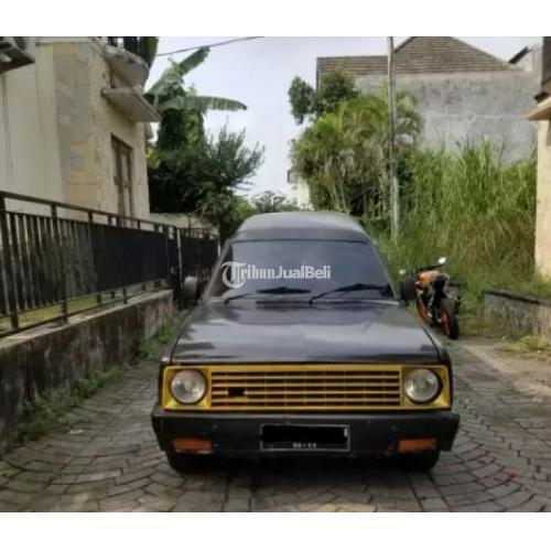Chevrolet Luv Trooper Wagon Long Antik Diesel 2000 cc 1982 Murah - Yogyakarta