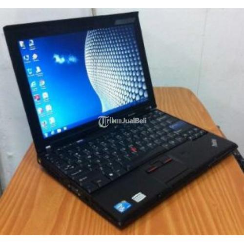 Laptop Ram 4gb Bekas Lenovo Thinkpad X201 Core I5 Murah Normal Baterai Awet Di Jakarta Tribunjualbeli Com