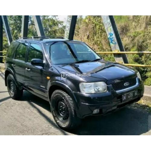 Ford Escape Xlt Tahun 2005 Matic Bekas Second Harga Murah Di Denpasar Tribunjualbeli Com