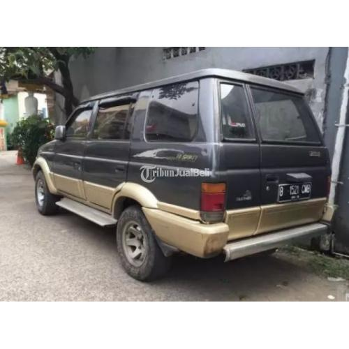 Mobil Bekas Isuzu Panther Hidisporty Tahun 1999 Second Harga Murah Di Tangerang Tribunjualbeli Com