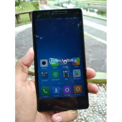 Xiaomi Redmi Note 1W Bekas Handphone 3G Murah Normal Lengkap - Semarang