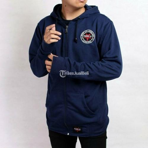 Jaket Distro Murah Bahan Cotton Fleece Grade Ori All Size Model Baru - Tulungagung