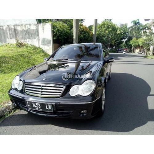Mobil Bekas Mercy Mercedesdibenz C230 Tahun 2007 Second Harga Murah Di Jakarta Tribunjualbeli Com