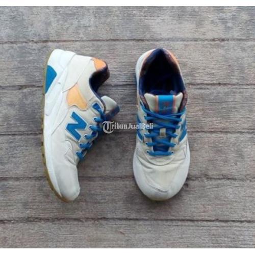 Sepatu Anak-anak New Balance 580 Revlite Kondisi Oke Original Second - Batam