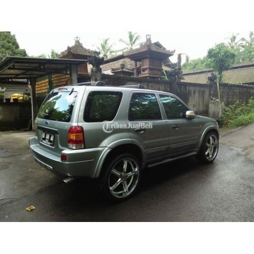 Mobil Bekas Ford Escape Xlt Tahun 2006 Second Harga Murah Di Bangli Tribunjualbeli Com