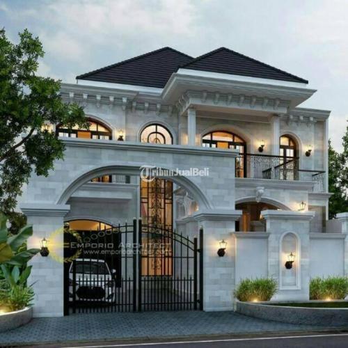 Rumah Mewah Harga Minimalis Cluster Terdepan Dekat Tol Sentul City, Bogor