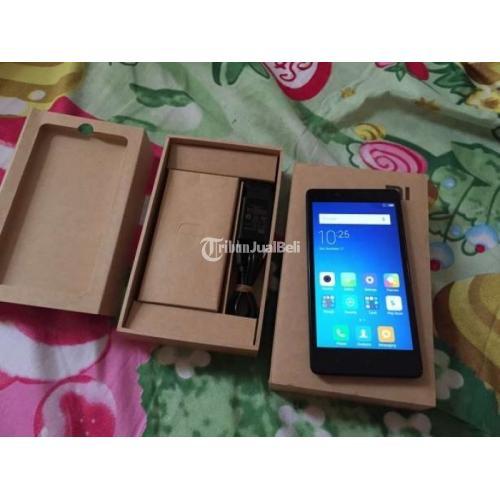 Handphone Xiaomi Redmi Note 1 Bekas Ram 2GB Normal Lengkap Ex TAM Murah - Jakarta