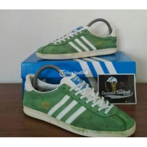 Adidas Gazelle OG Green Second Replaced Box Free Sticker - Cianjur