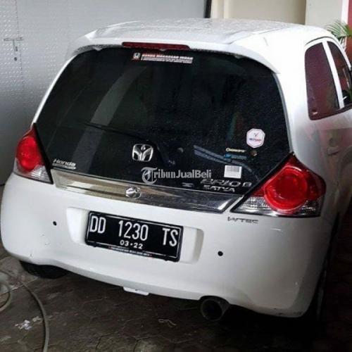 Mobil Honda Brio Matic Tahun 2017 Bekas Second Harga Murah Di Makassar Tribunjualbeli Com