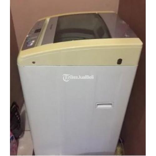Mesin Cuci Top Loading Murah Electrolux Hydrosonic Ewt704s 7kg Normal Siap Pakai Di Jawa Barat Tribunjualbeli Com