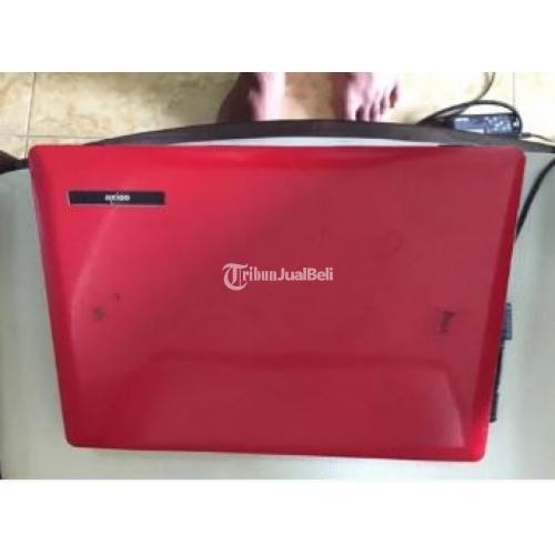 Laptop Bekas Murah Axioo M72S Normal Terawat Siap Pakai - Yogyakarta